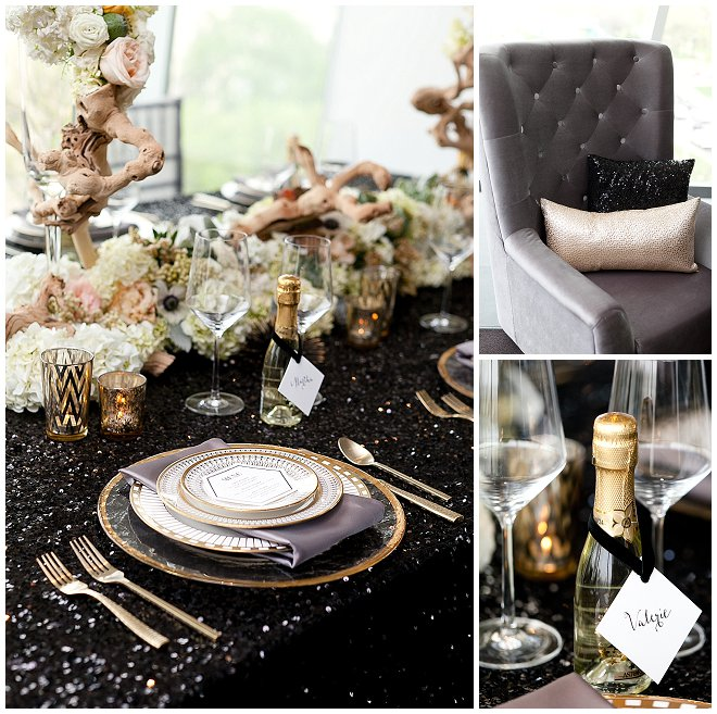 Nature's Glam Styled Shoot