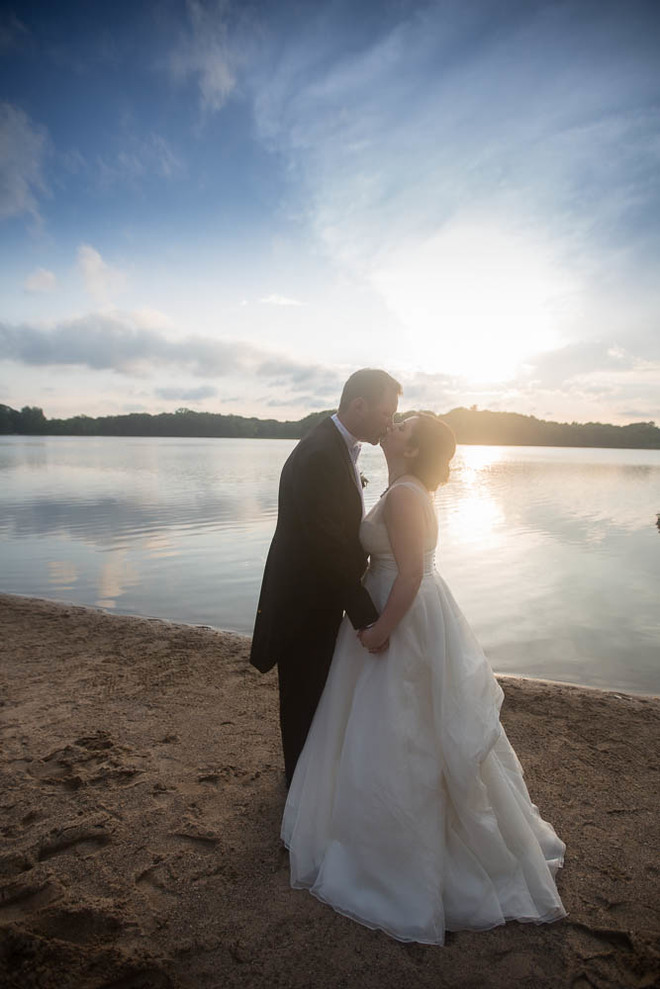 Love On The Lake Wedding
