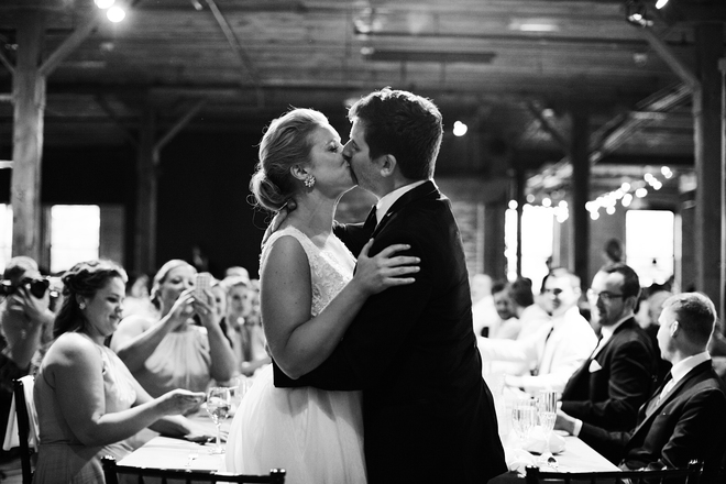 Industrial Chic Minneapolis Wedding