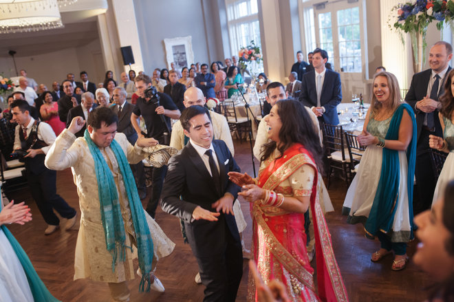 Calhoun Beach Club Indian Wedding